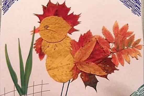 Осень ты прекрасна картинки поделки 28