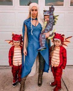 Прикольные идеи костюмов на хэлоуин 10