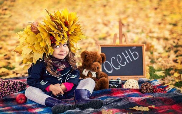 Фотографии для фотосессии осенью креативные примеры 23