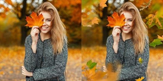 Фотографии для фотосессии осенью креативные примеры 28