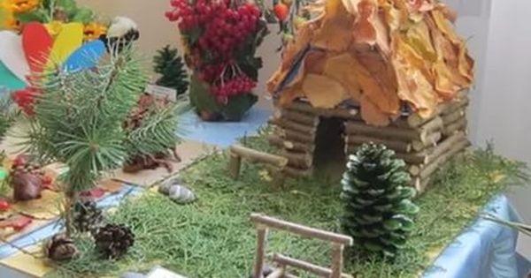 Что можно нарисовать на тему Осень в деревне 12