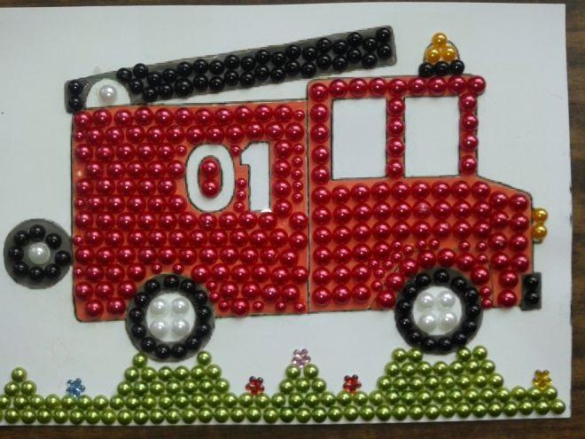 Что можно нарисовать на тему Пожарная безопасность 17