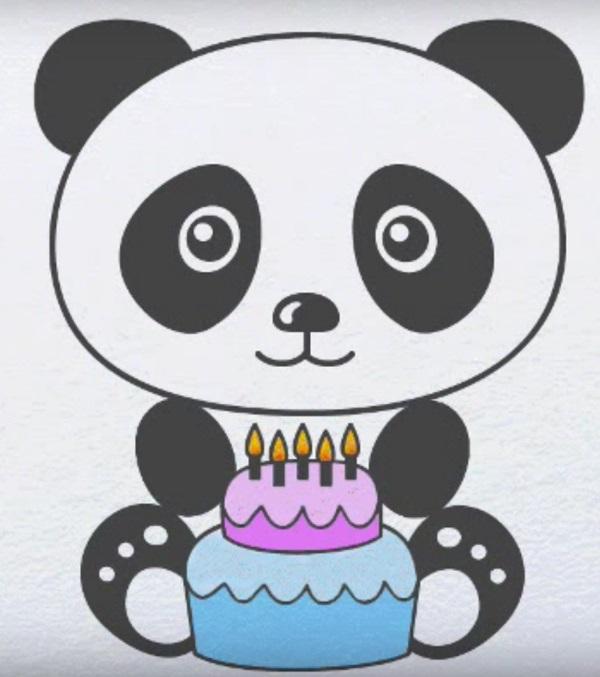 Что можно нарисовать на тему С днем рождения 19