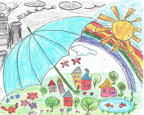 Что можно нарисовать на тему Экологии 17