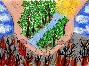 Что можно нарисовать на тему  Экологии  20