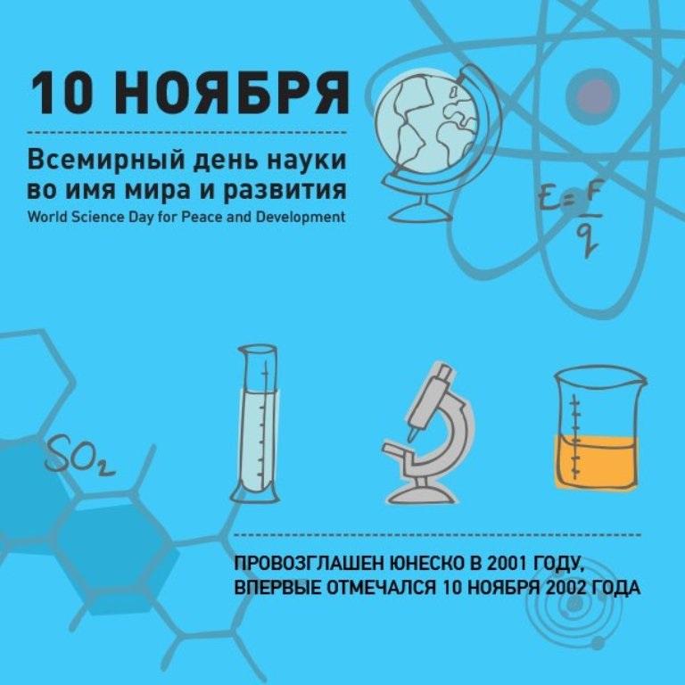 Всемирный день науки 22