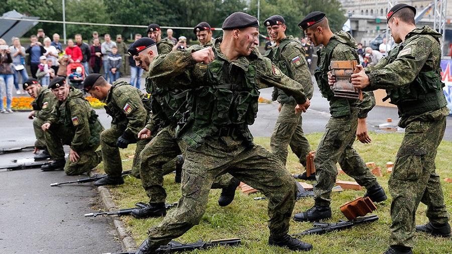 День морской пехоты 11