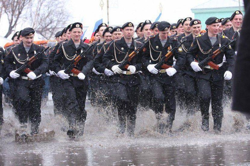 День морской пехоты 14