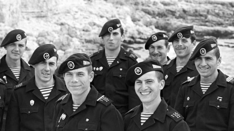 День морской пехоты 19