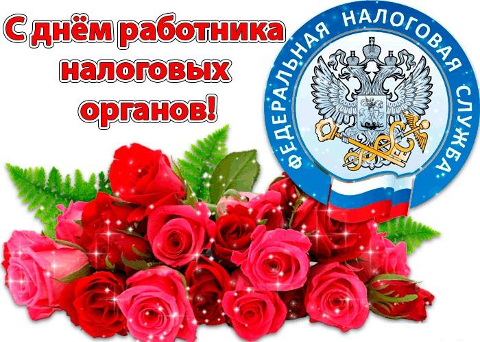 День работника налоговых органов Российской Федирации 18