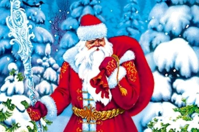 День рождения Деда Мороза 16