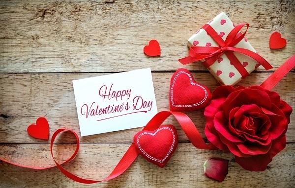Красивые открытки на День Святого Валентина 12