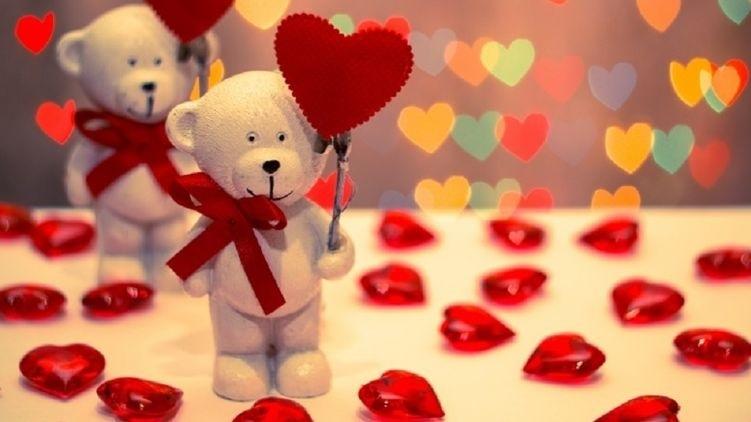 Красивые открытки на День Святого Валентина 14