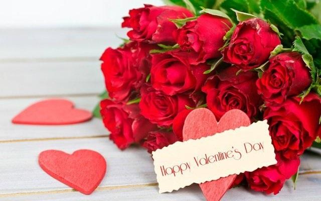 Красивые открытки на День Святого Валентина 27