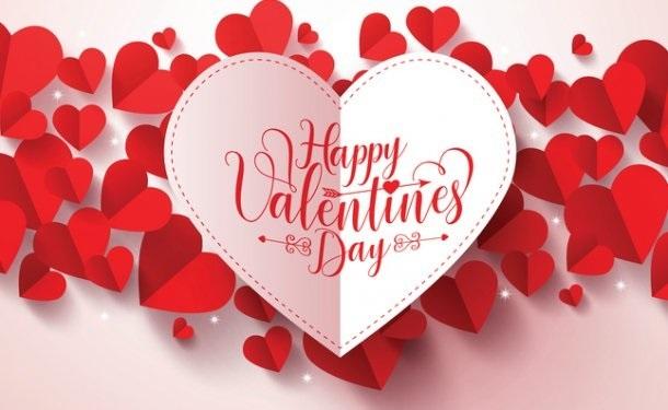 Красиві привітання на День Святого Валентина 13
