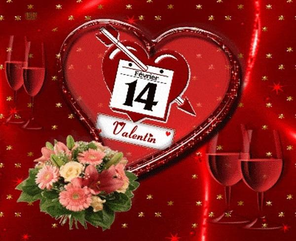Красиві привітання на День Святого Валентина 18
