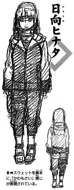 Взрослая Хината арт картинки из Наруто (13)