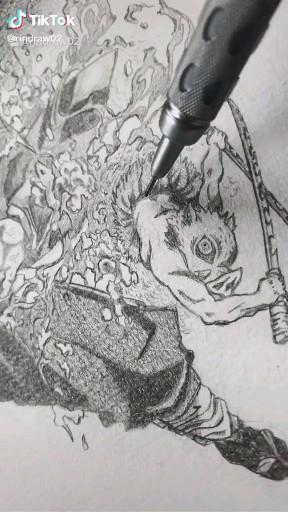 Клинок, рассекающий демонов картинки на заставку телефона (4)