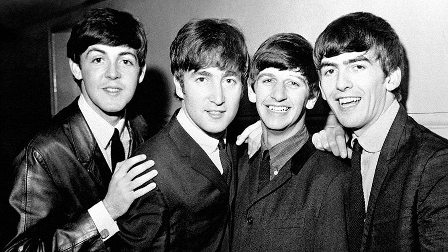 Красивые картинки на Всемирный день «The Beatles» 01