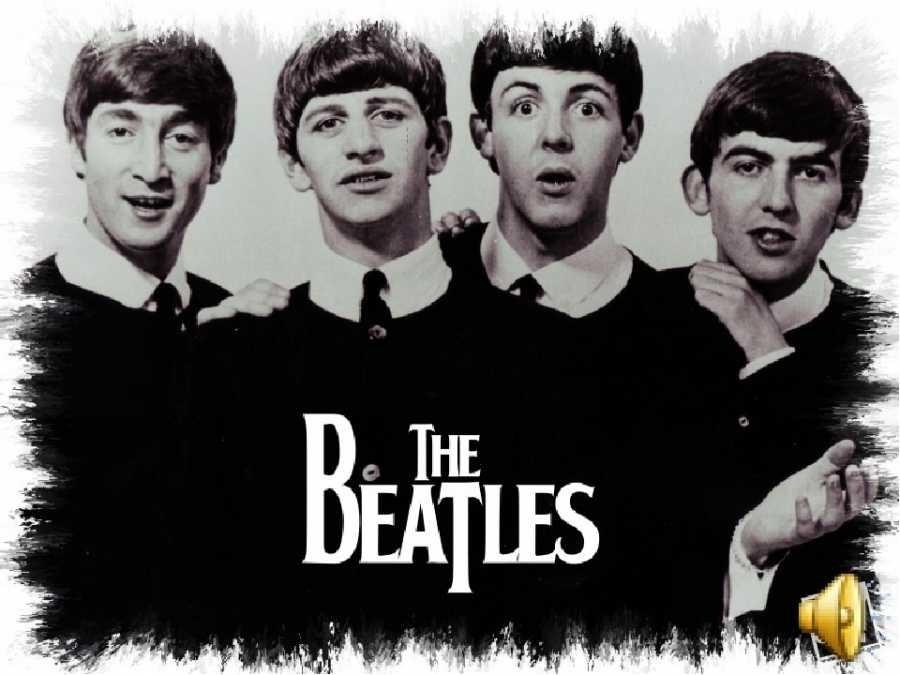 Красивые картинки на Всемирный день «The Beatles» 02