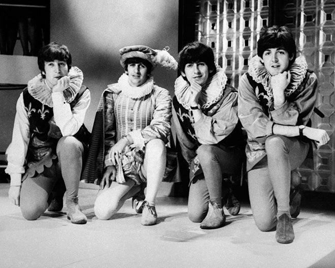 Красивые картинки на Всемирный день «The Beatles» 03