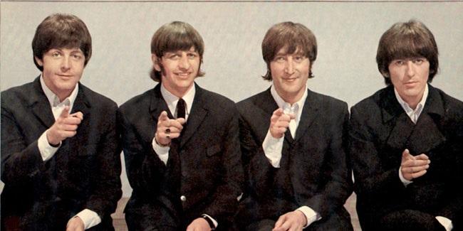 Красивые картинки на Всемирный день «The Beatles» 04