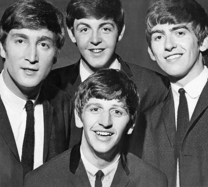 Красивые картинки на Всемирный день «The Beatles» 05