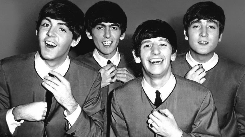 Красивые картинки на Всемирный день «The Beatles» 09
