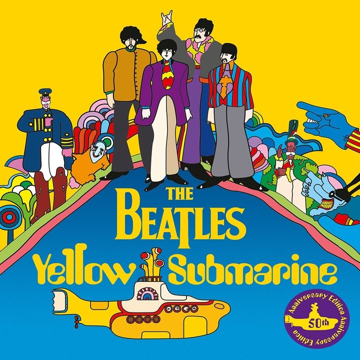 Красивые картинки на Всемирный день «The Beatles» 11