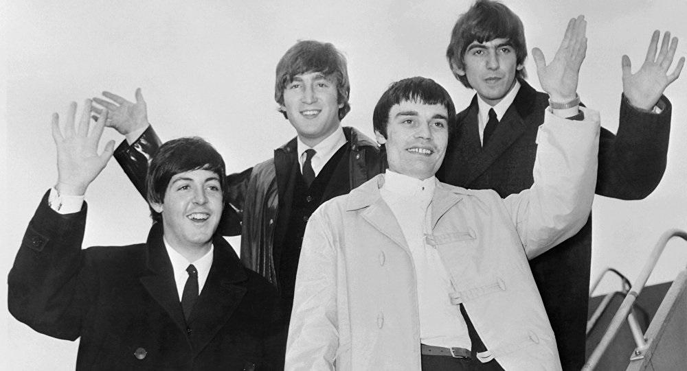 Красивые картинки на Всемирный день «The Beatles» 13