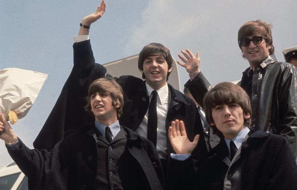 Красивые картинки на Всемирный день «The Beatles» 15