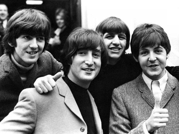 Красивые картинки на Всемирный день «The Beatles» 19