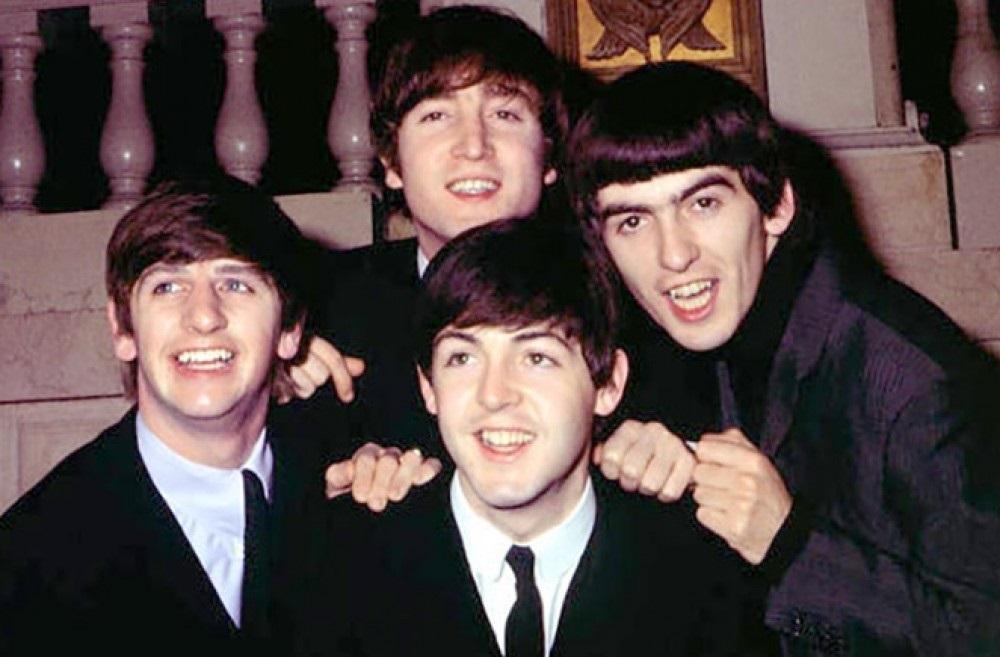 Красивые картинки на Всемирный день «The Beatles» 20