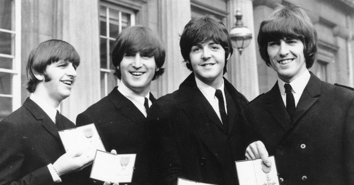 Красивые картинки на Всемирный день «The Beatles» 22