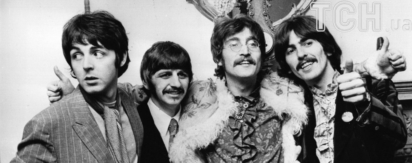 Красивые картинки на Всемирный день «The Beatles» 24