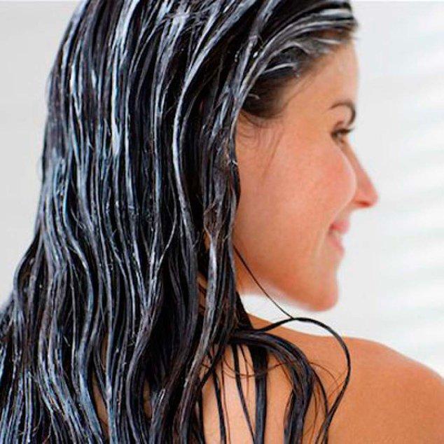 Маска из кукурузного крахмала для волос как сделать 2