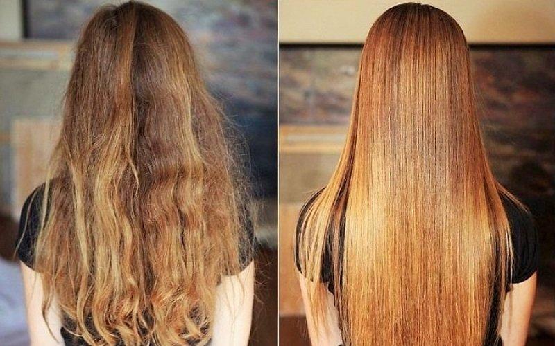 Маска из кукурузного крахмала для волос как сделать 4