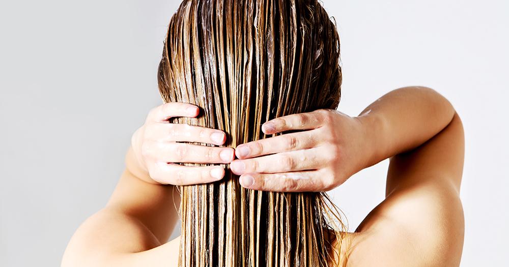 Маска из кукурузного крахмала для волос как сделать