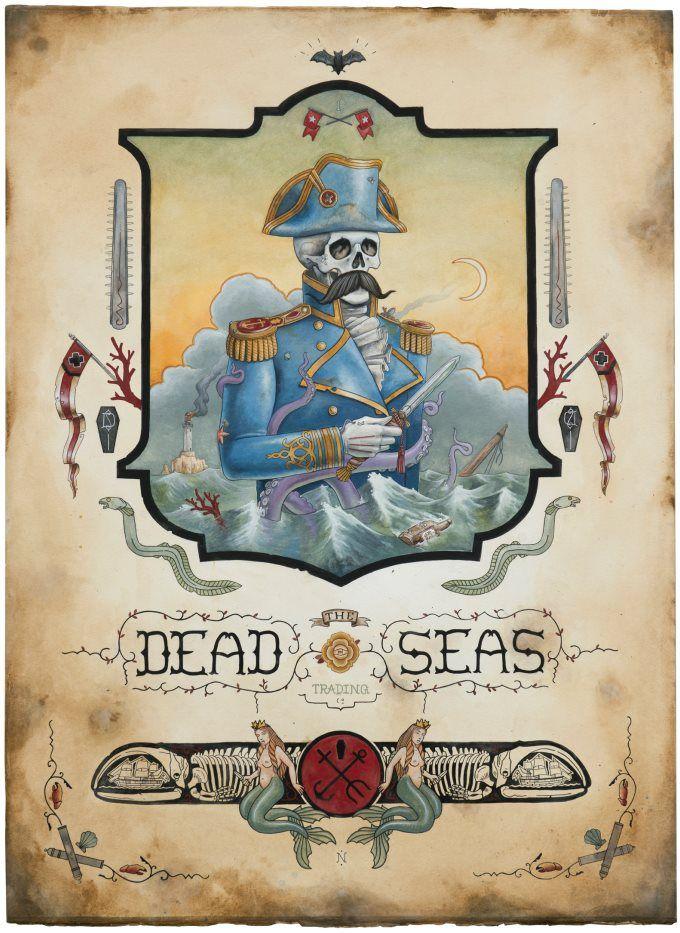Арт картинки море и океаны   подборка (12)