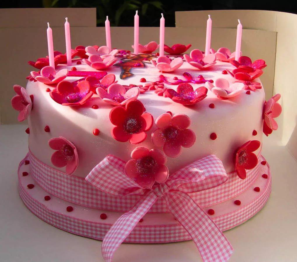 Вкусные и красивые торты картинки на день рождения 1
