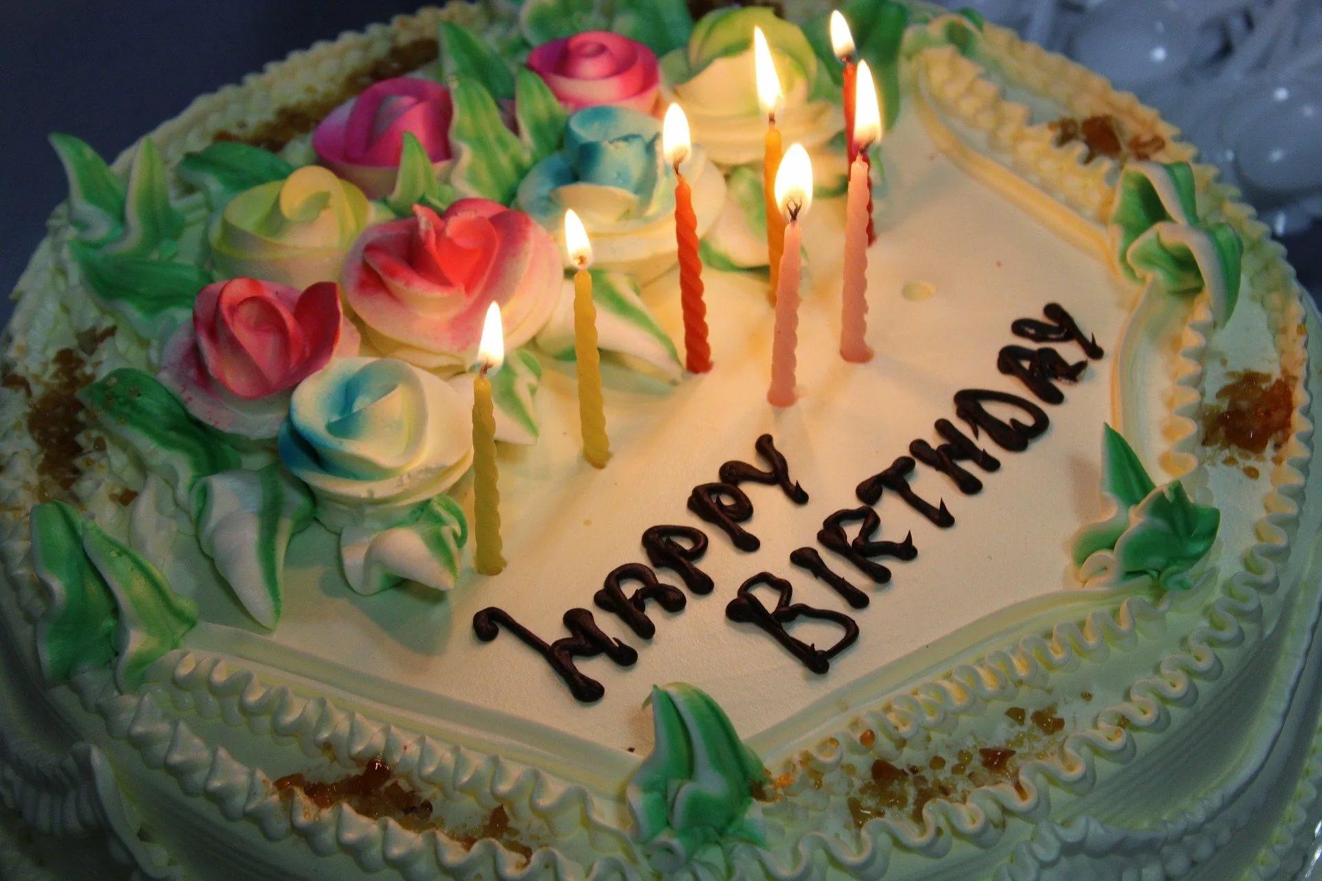 Вкусные и красивые торты картинки на день рождения 2