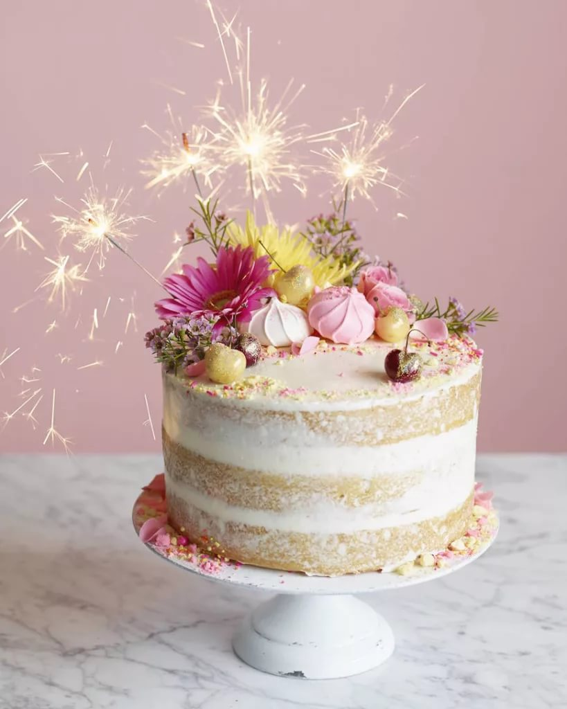 Вкусные и красивые торты картинки на день рождения 4