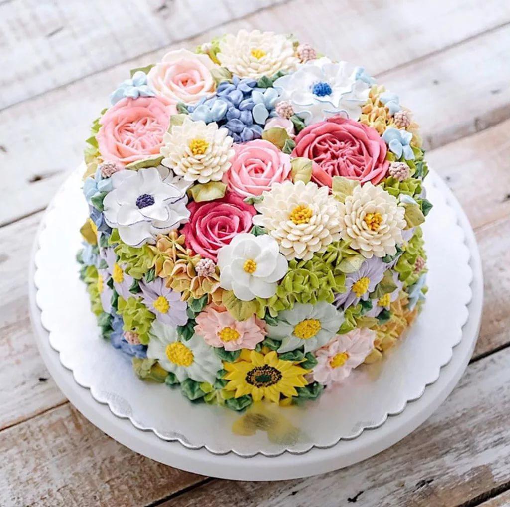 Вкусные и красивые торты картинки на день рождения 9