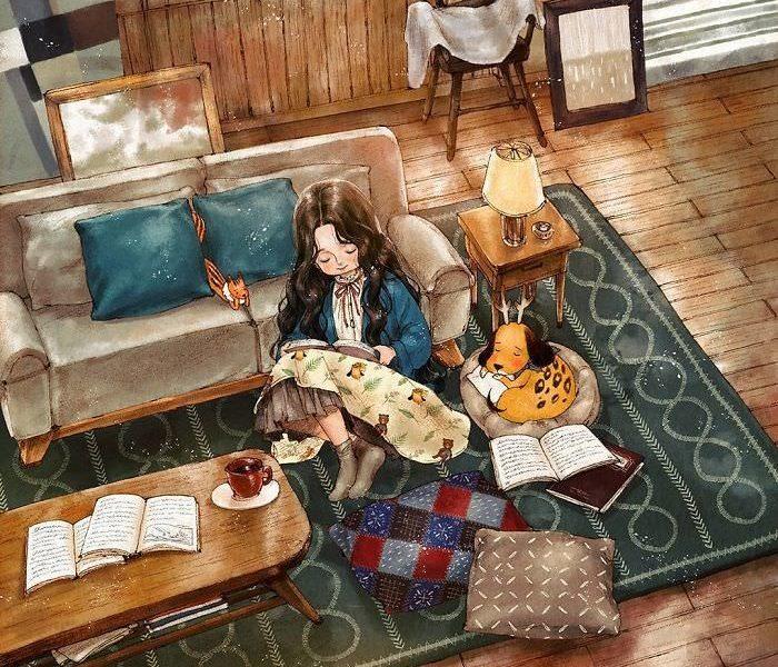 В чем прелесть одиночества 3