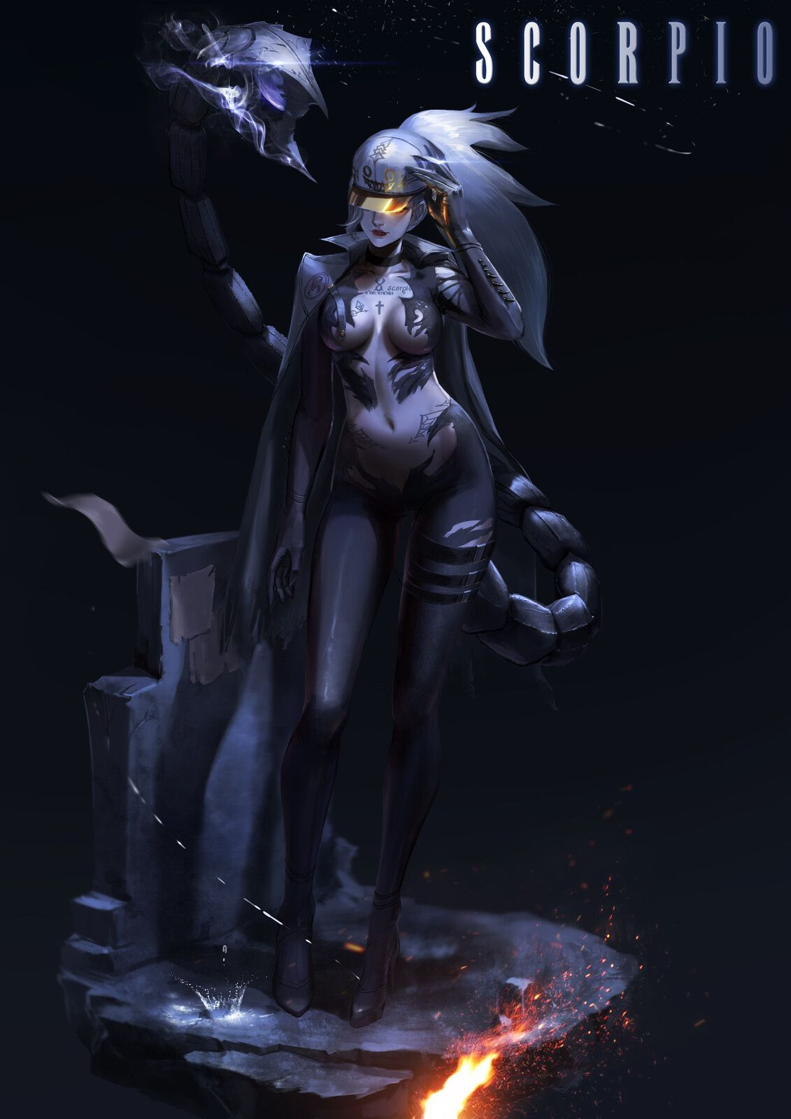 Картинки аниме Эпичный арт   большая подборка (1)
