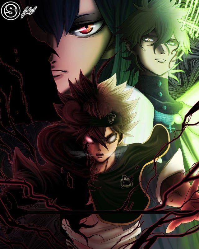 Картинки аниме Эпичный арт   большая подборка (9)