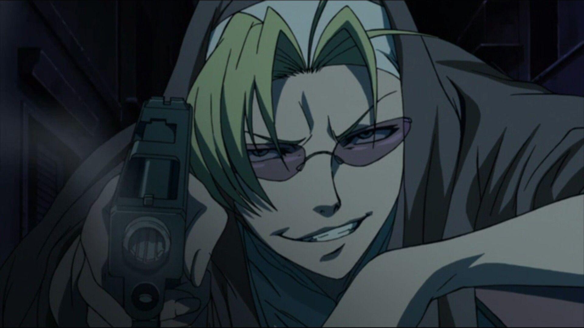 Красивые картинки Черная Лагуна из аниме (11)