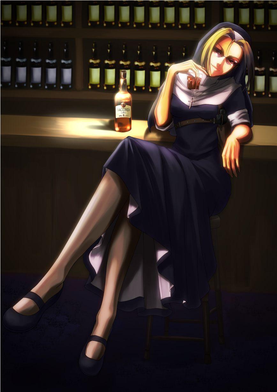 Красивые картинки Черная Лагуна из аниме (14)
