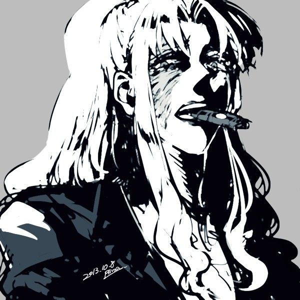 Красивые картинки Черная Лагуна из аниме (15)