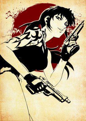 Красивые картинки Черная Лагуна из аниме (21)